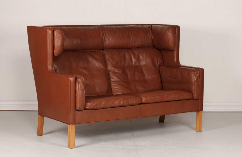 Terrific Stari Classic Borge Mogensenbr Br Coupe Sofa 2192Br Creativecarmelina Interior Chair Design Creativecarmelinacom